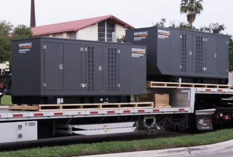 Natural Gas generators are more reliable for disaster readiness