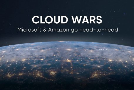 Cloud Wars: Microsoft & Amazon go head-to-head
