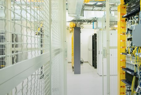 A purpose-built data center in El Paso made for carriers to grow